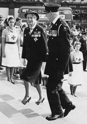 Detachment B Guard of Honour, Essex