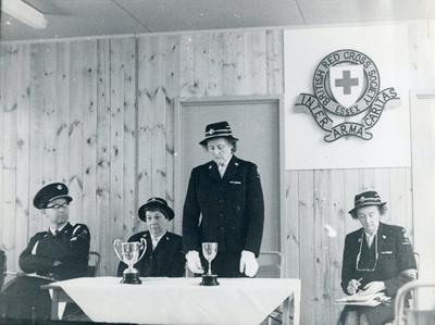 County Round National Competition, 1967