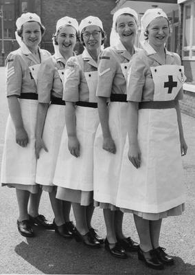 E/150 Stanley Shield Women's Team, 1960