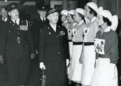 E/150 Winners of the National Nursing Competition, 1964