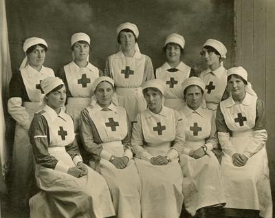 Chelmsford VAD Hospital, 1918