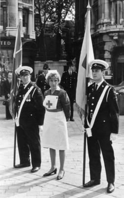 Annual Service of Dedication at Southend-on-Sea, 1969