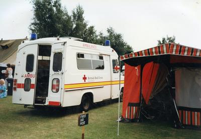 First Aid at the Wakering Fete, Essex