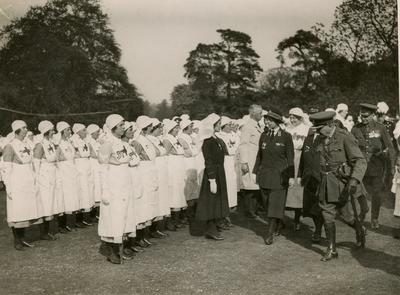 County Rally at Hylands Park, Chelmsford, 1924