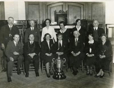 Photograph of Ambulance Cup Competition, 1933