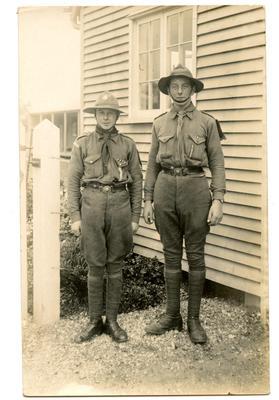 [?]'Boy Scouts'; 0324/IN7098