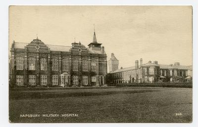 'Napsbury Military Hospital'; 0324/IN7161