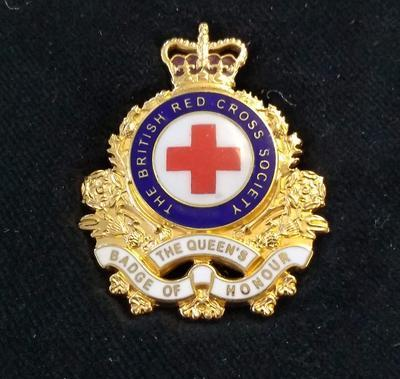 British Red Cross Society: Queens Badge of Honour