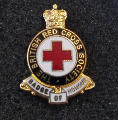 British Red Cross Society: Badge of Honour