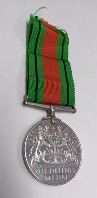 The Defence Medal