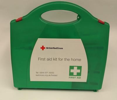First aid kit for the home