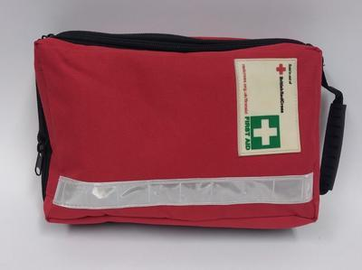 British Red Cross travel first aid kit