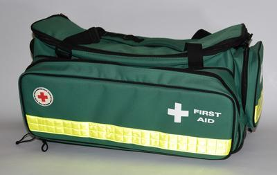 British Red Cross First Aid duties bag