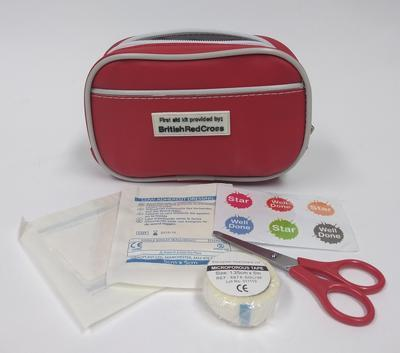 Baby and child first aid kit