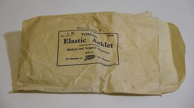 'Thread Elastic Anklet' made by Boots the Chemists.