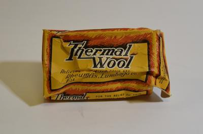Box of Thermal Wool