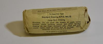 Standard Dressing BPC No. 12