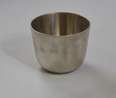 Stainless steel 'Gallipot'