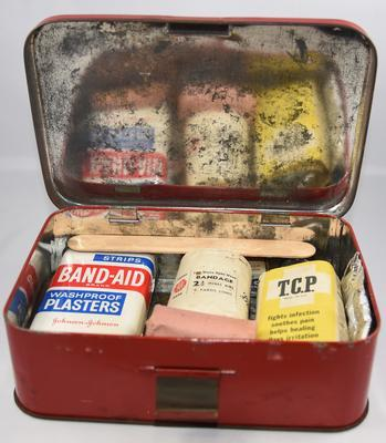 British Red Cross Emergency Kit for Motorists