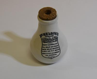"""Dr Nelson's Improved Inhaler"""