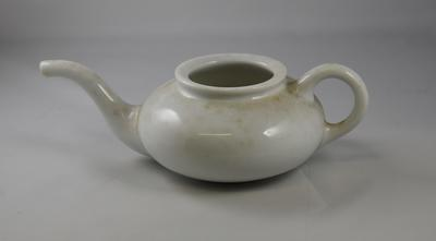Plain feeding cup