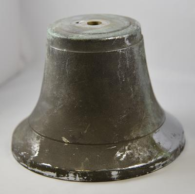 Bell from British Red Cross ambulance used in Muswell Hill, London