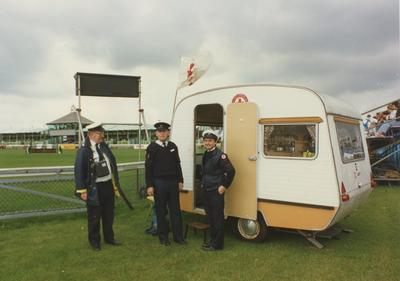First Aid Post at the Royal Norfolk Show