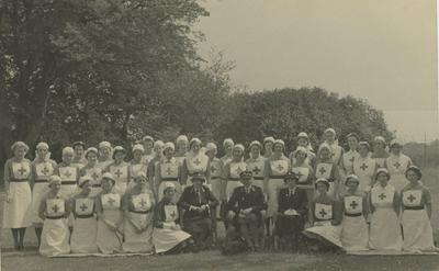 Group Photograph of Members of Norfolk/16
