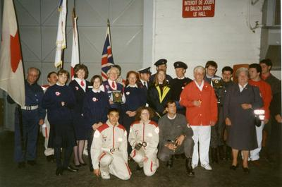 Photograph of Wokingham Red Cross Anniversary Celebrations