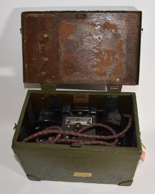 Field telephone