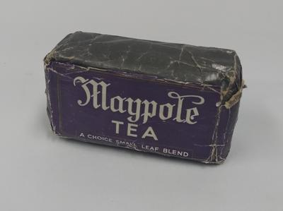 Packet of Maypole Tea