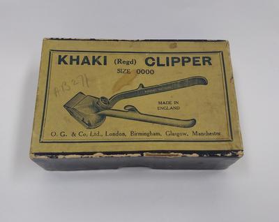 Khaki Clipper