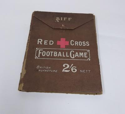 Red Cross Football game