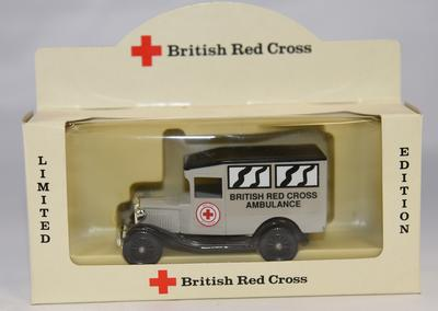 Limited edition model ambulance launched at 9th National Ambulance Rally at Whipsnade Zoo