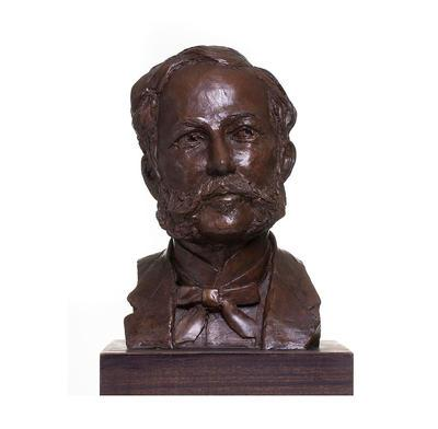 Bust of Henry Dunant