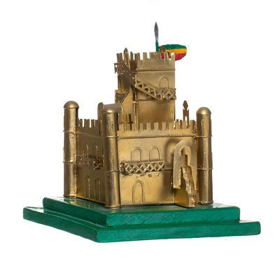 Small Model of North Gondar Castle