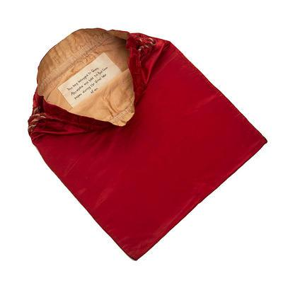 Queen Alexandra's wartime Red Cross bag