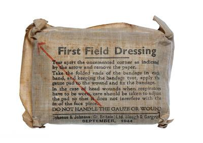 Johnson & Johnson Ltd. First Field Dressing