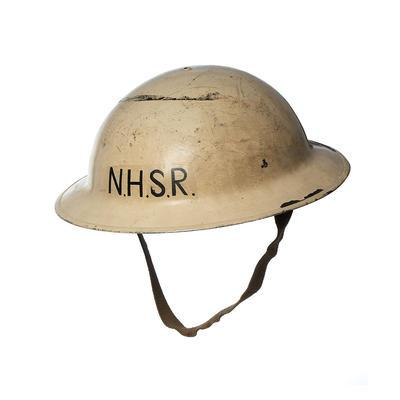 National Hospital Service Reserve helmet