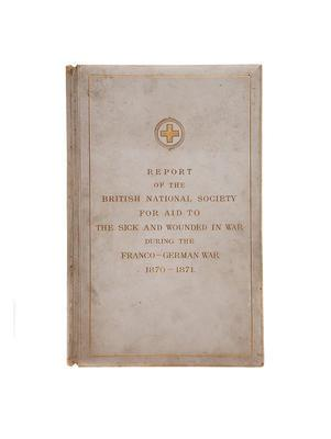 Report from the National Society during the Franco-Prussian War, 1870-1871