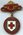 British Red Cross County badge: East Lancs