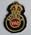 Mobile VAD badge: No 19695 Dorset/12 VAD