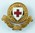 British Red Cross cap badge