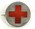 badge issued to VADs at Llwynpia Red Cross Hospital, Glamorgan, Wales