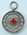 British Red Cross Bristol branch Wills Cup 1945 medal