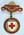 County badge: County of Buckingham