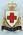 British Red Cross collar badges: Division