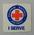Sticker: Philippine National Red Cross I Serve