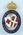 Badge: British Red Cross Society Order of St John