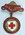 British Red Cross Society County badge: Carnarvon